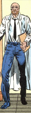 Dr. Cahill (Earth-616) from Alpha Flight Vol 1 106 001