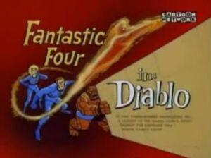 Fantastic Four (1967 animated series) Season 1 3 Screenshot