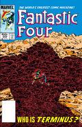 Fantastic Four Vol 1 269