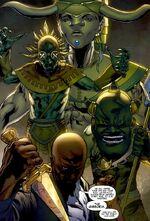 Geoffrey Wilder (Earth-616) and Gibborim from Iron Man Legacy Vol 1 9