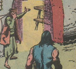 Green Raven from Conan the Barbarian Vol 1 155 001