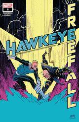 Hawkeye: Freefall Vol 1 6
