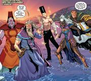 Horsemen of Salvation (Earth-616) from Uncanny X-Men Vol 5 10 001