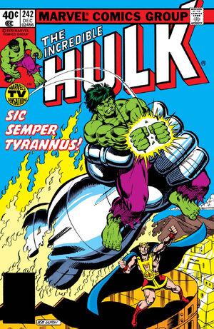 Incredible Hulk Vol 1 242