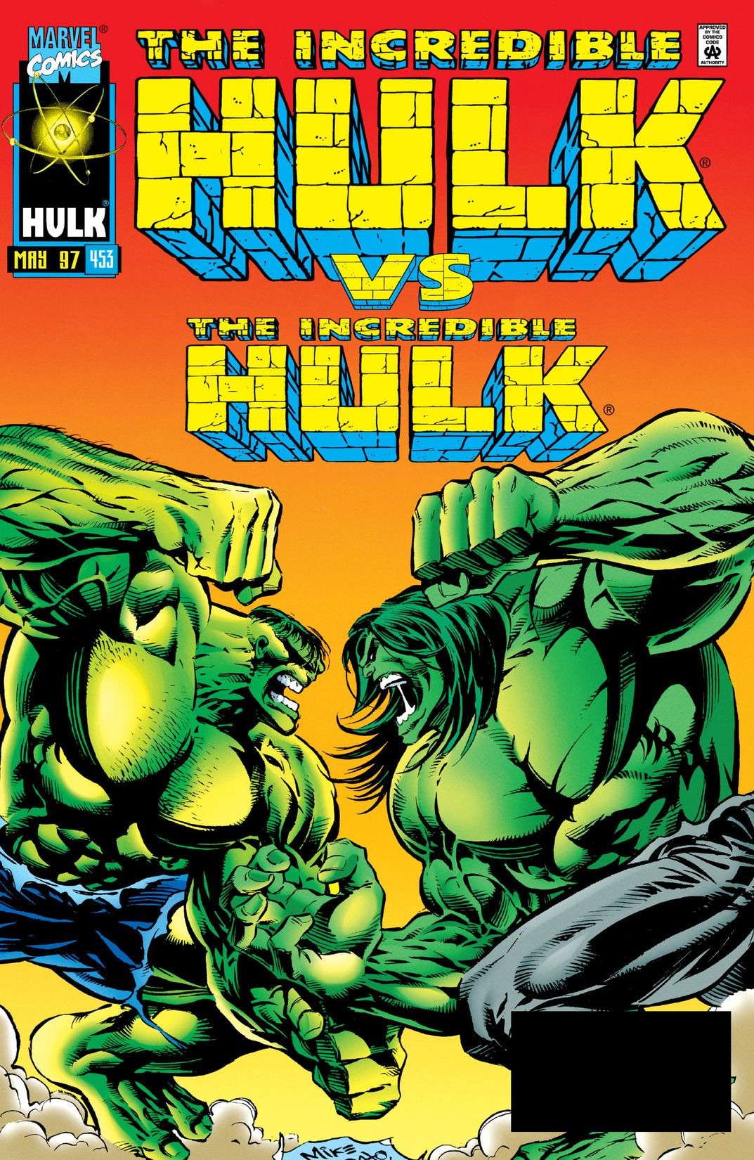 Incredible Hulk Vol 1 453