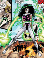 Kali (Paranormal) (Earth-616) from X-Men Vol 2 81 0001