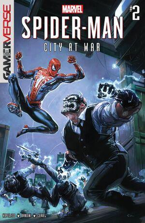 Marvel's Spider-Man City at War Vol 1 2