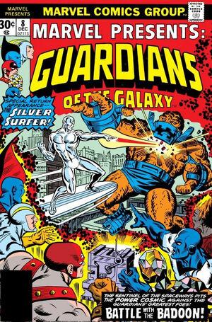 Marvel Presents Vol 1 8
