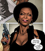 Mercedes Knight (Earth-58163) from House of M Avengers Vol 1 1 001