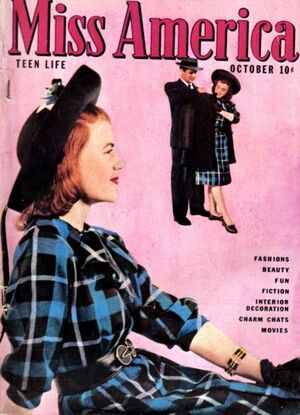Miss America Magazine Vol 4 6