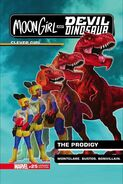 Moon Girl and Devil Dinosaur Vol 1 25 Morphing Variant