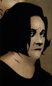 Mrs. Burchill (Earth-1610) Ultimate Fantastic Four Vol 1 20