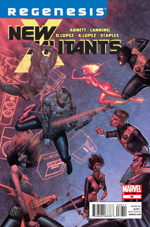 New Mutants Vol 3 36