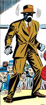 Nicholas Lewis, Sr. (Earth-616) from Amazing Spider-Man Vol 1 27 0001