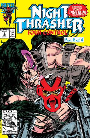 Night Thrasher Four Control Vol 1 2