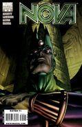 Nova Vol 4 20 Villain Variant