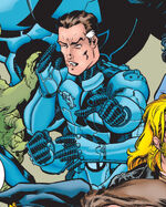 Reed Richards (Earth-1298) from Mutant X Vol 1 2 0001