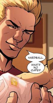 Roger Brokeridge (Earth-616) from Avengers The Initiative Vol 1 1 0001