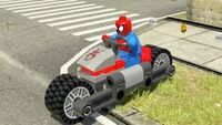 Spider-Cycle (Earth-13122) 001