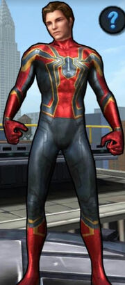 Spider-Man (Homecoming) (Peter Parker) from Spider-Man Unlimited (Video Game) 0004