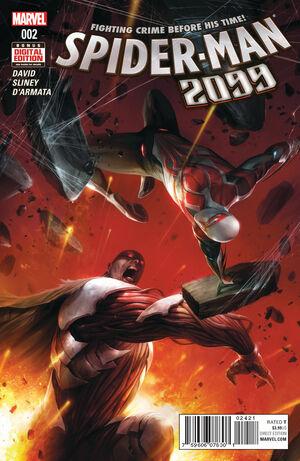 Spider-Man 2099 Vol 3 2