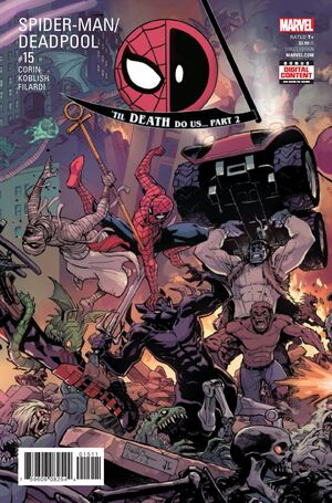 Spider-Man Deadpool Vol 1 15