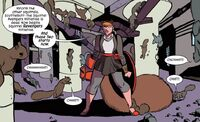 Squirrel Avengers Initiative (Earth-616) from Unbeatable Squirrel Girl Beats Up the Marvel Universe! Vol 1 1 001