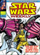 Star Wars Weekly (UK) Vol 1 112