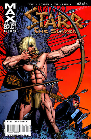 Starr the Slayer Vol 1 3