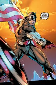 Steven Rogers (Earth-616) from Avengers Vol 3 69 001