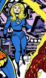 Susan Storm (Earth-8466) from Fantastic Four the Lost Adventure Vol 1 1