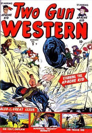 Two Gun Western Vol 1 9