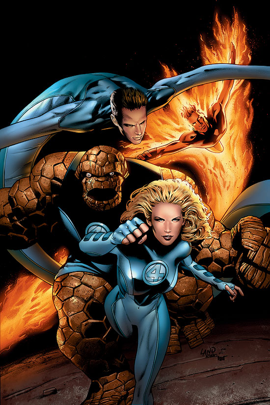 Image result for fantastic four marvel comics