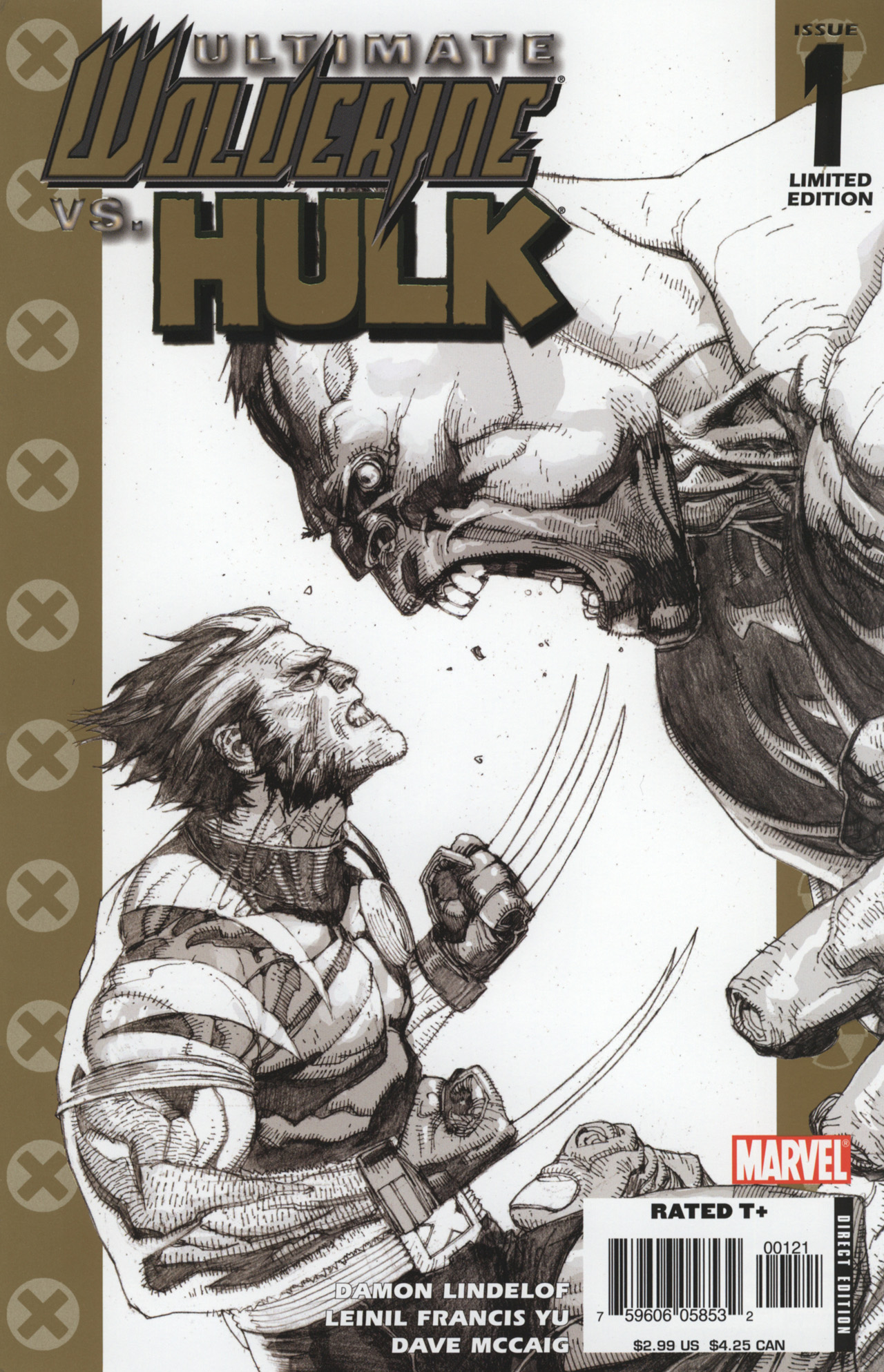 Ultimate Wolverine vs. Hulk Vol 1 1 Limited Edition.jpg