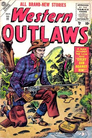 Western Outlaws Vol 1 11