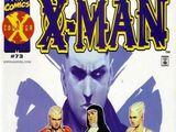 X-Man Vol 1 73