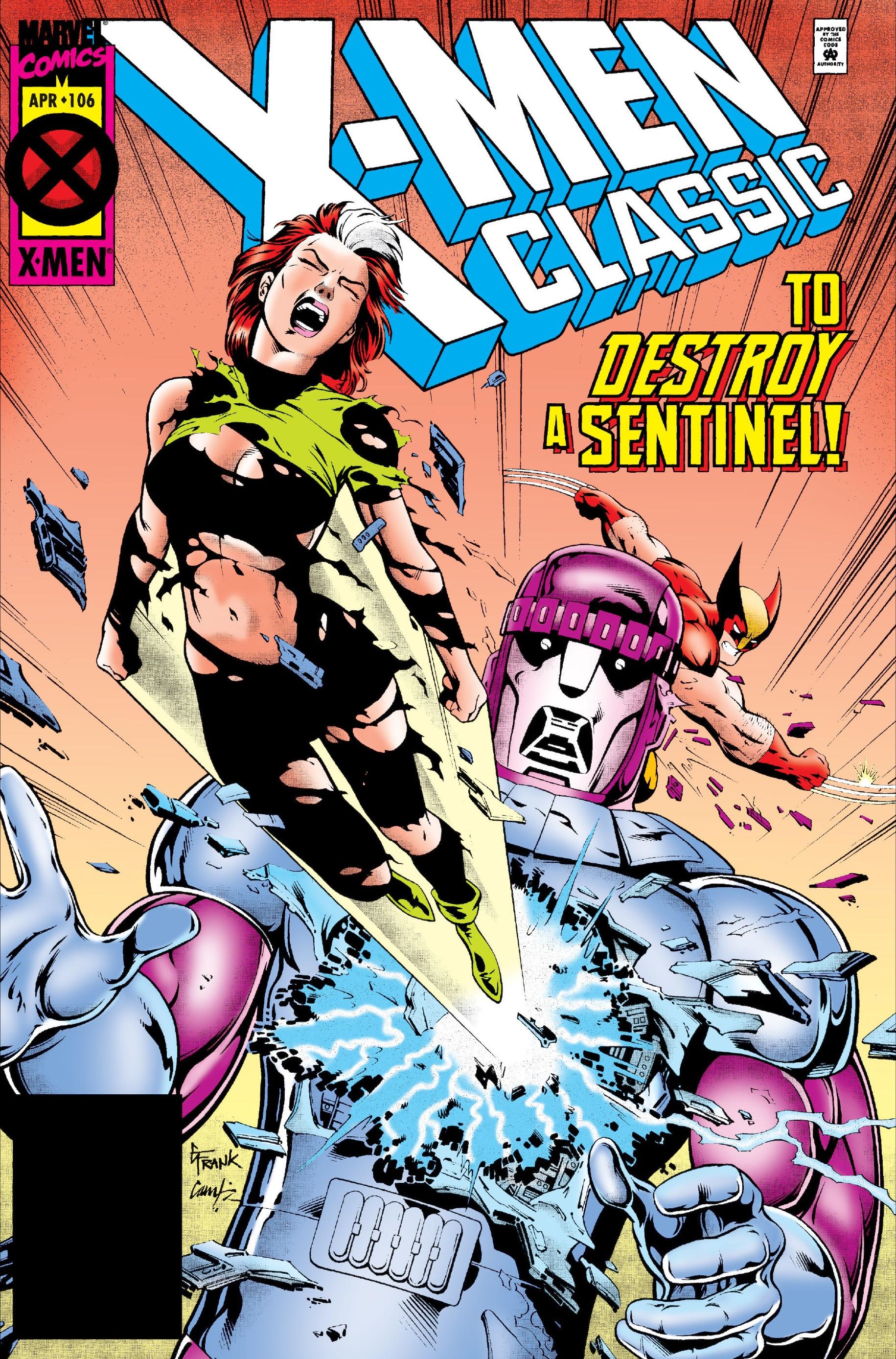 X Men Clic Vol 1 106