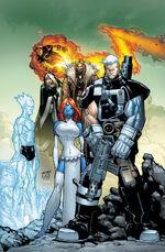 X-Men Vol 2 194 Textless
