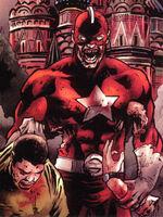 Alexi Shostakov (Earth-2149) from Marvel Zombies Vs. Army of Darkness Vol 1 4 0001