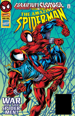 Amazing Spider-Man Vol 1 404