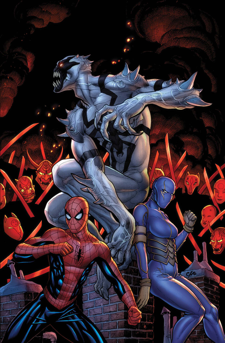 image amazing spider man vol 1 664 textless jpg marvel database