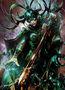 Asgardians of the Galaxy Vol 1 9 Marvel Battle Lines Variant