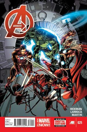 Avengers Vol 5 25