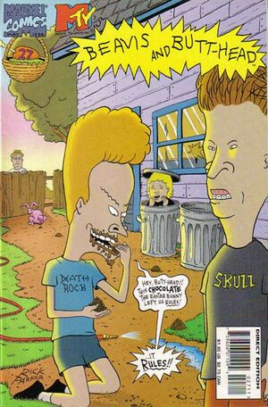 Beavis and Butthead Vol 1 27