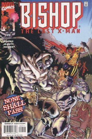 Bishop the Last X-Man Vol 1 9
