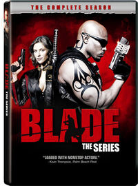 Blade The Series DVD Cover