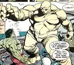 Blob-Thing (Earth-7642) from DC Special Series Vol 1 27 001