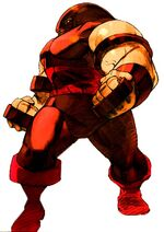 Cain Marko (Earth-30847) from Marvel vs. Capcom 2 New Age of Heroes 0001