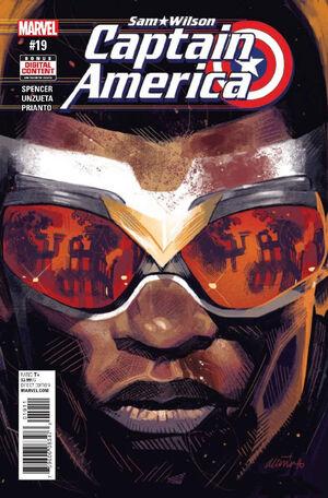 Captain America Sam Wilson Vol 1 19