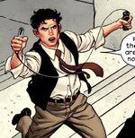 Charlie (Reporter) (Earth-1610) Ultimate Comics Ultimates Vol 1 10